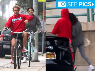 Justin Bieber and Selena Gomez: Put Your Head on My Shoulder …