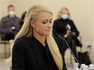 Paris Hilton Celebrates Passing of Bill She Backed Preventing Abuse