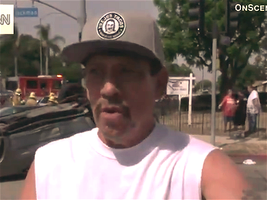 'Sons Of Anarchy' Alum Danny Trejo Saved A Baby And Fans Are In Awe
