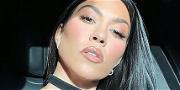 Kourtney Kardashian Breaks Hearts With Busty Bikini Drop