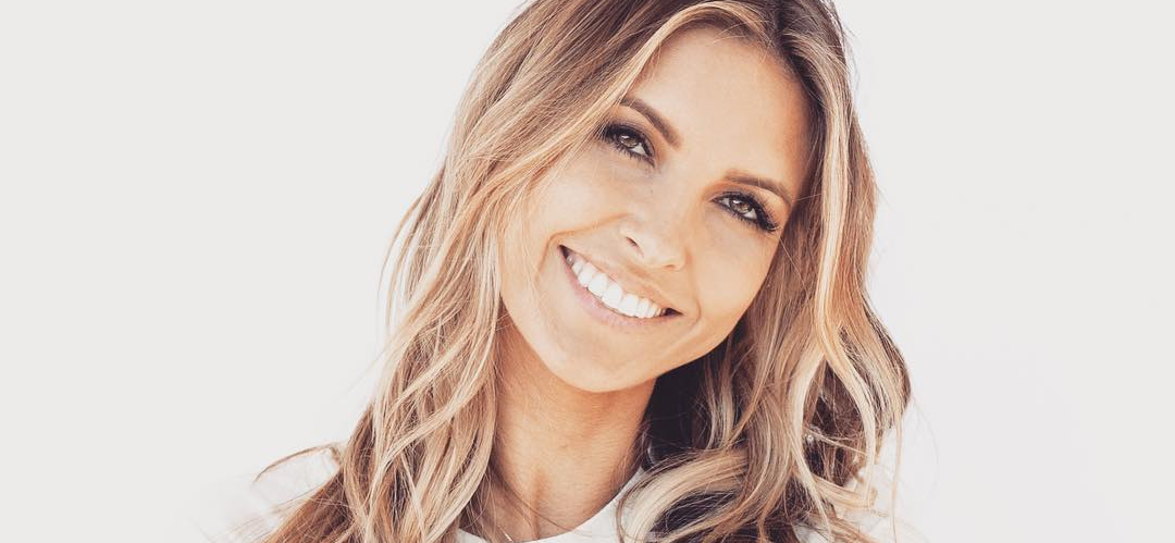 'The Hills' Star Audrina Patridge CRUSHES In Skin-Tight Yoga Pants For COVID Workout!