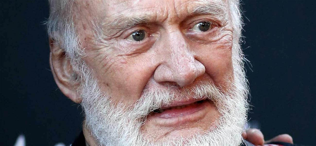 Buzz Aldrin Fighting Son Over Control of His Money in Nasty Family Battle