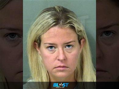 Lindsay Lohan's Stepmom Arrested After Throwing a Glass Candle at Her Father and Cutting His Arm