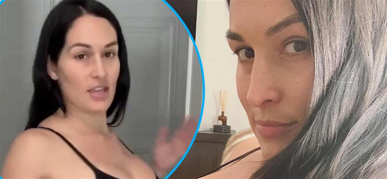 Nikki Bella Says She Has 18 Pounds To Lose While Showing Off 'Real' Postpartum Body