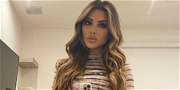 Larsa Pippen Says: 'I Make Waves' In Skimpy Shorts & Plunging Top