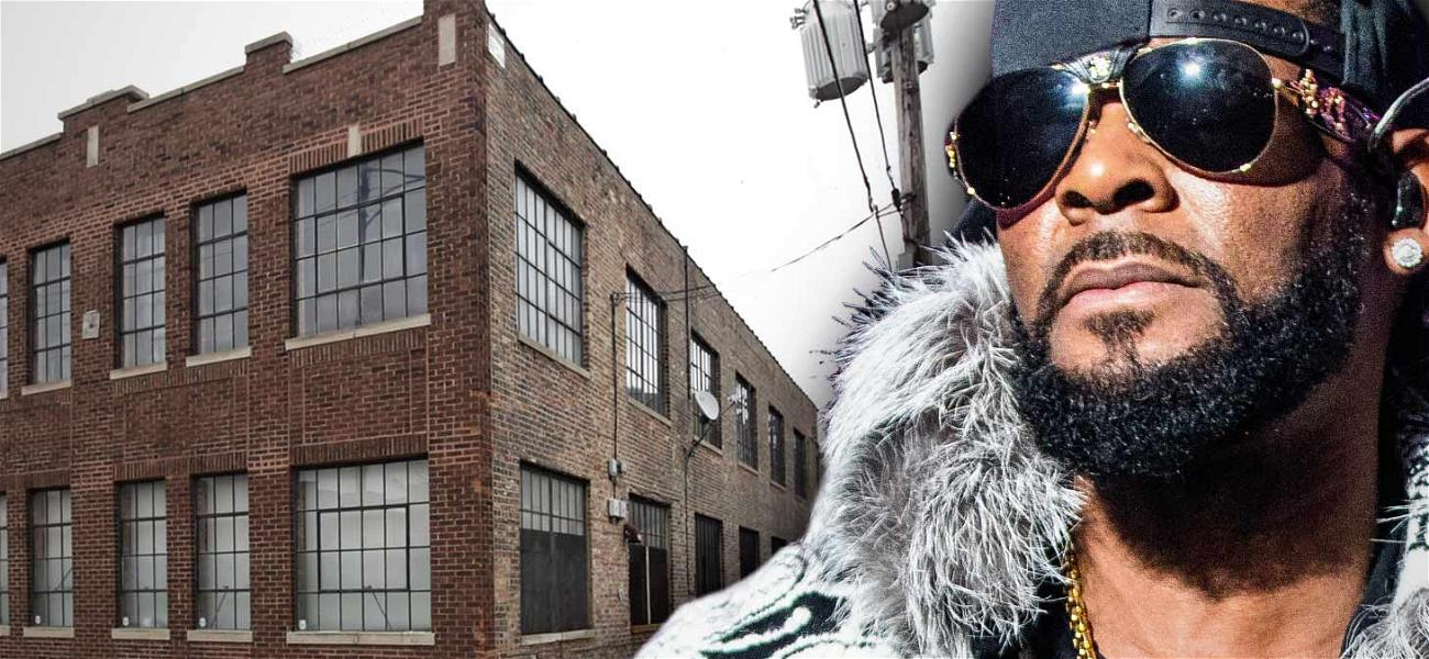 R. Kelly Ordered to Let Officials Inspect Chicago Music Studio