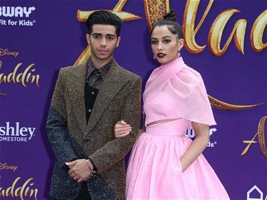 'Aladdin' Premiere in Los Angeles