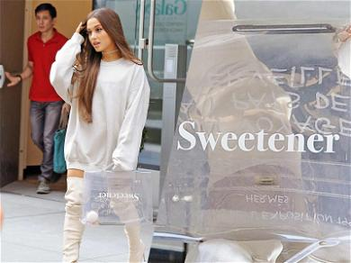 Ariana Grande Pays Homage to Victims of the 1995 Paris Terrorist Attack With Custom 'Sweetener' Hermès Bag