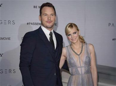 Chris Pratt & Anna Faris Hash Out Divorce Deal for No Support