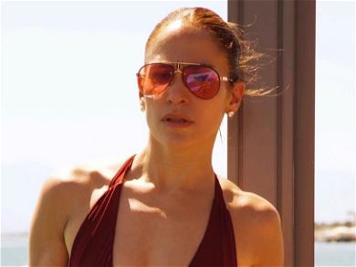 Jennifer Lopez Slays the Sun While In Spain