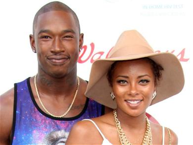 'RHOA' Star Eva Marcille's Ex Kevin McCall Threatens Chris Brown Days After Being Released From Jail