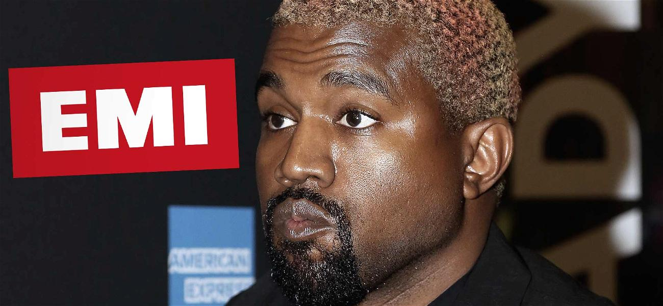 Kanye West Sued Over His Attempts to Get Out of His Music Contract