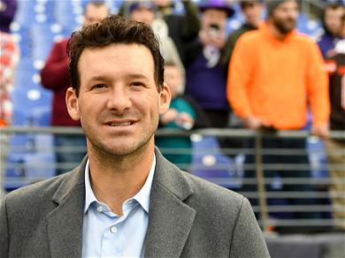 Tony Romo Will Reportedly Be Offered Record-Breaking Contract To Join 'Monday Night Football'