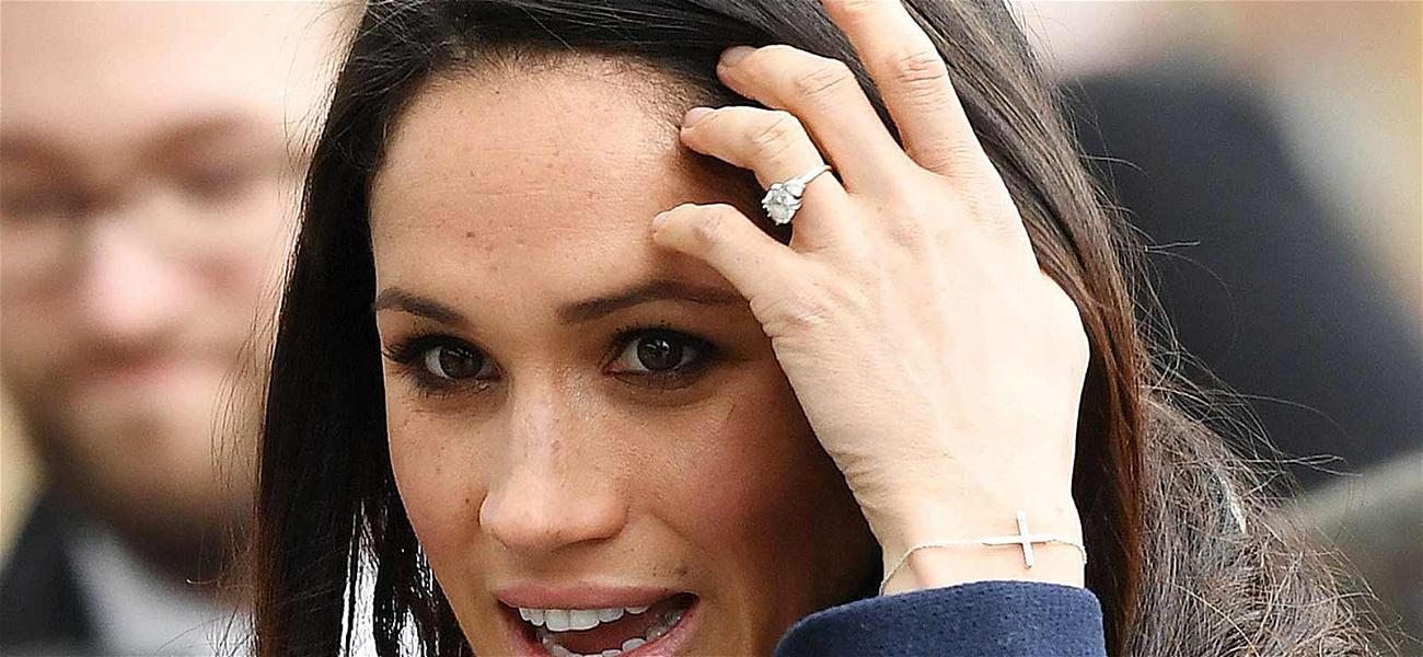 Alleged Meghan Markle Topless Photos Leaked Online