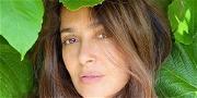 Salma Hayek Shows Off Her Two Big 'Heads Of Lettuce' To Celebrate World Vegetarian Day⠀