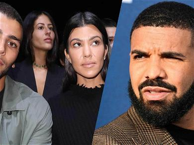 Kourtney Kardashian's Boyfriend Younes Bendjima Defends Drake In Club Assault Lawsuit