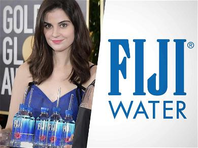 Fiji Claims 'Fiji Water Girl' Tried to Extort Company for Half a Million Dollars