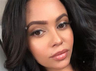 'Riverdale' Star Vanessa Morgan Confirms GIANT BABY BUMP Is Real: 'I've Fully Popped'