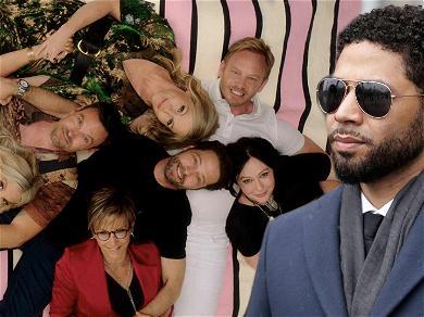 '90210' Fires Shots at 'Empire' Over Jussie Smollett's Alleged Hoax