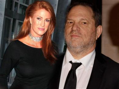 Angie Everhart Says Harvey Weinstein 'Pleasured Himself' in Front of Her
