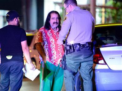 Ron Jeremy Involved in Minor Hollywood Bang-Up