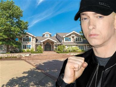 Eminem Cleanin' Out His Closet While Losing $2.9 Million on Mansion Sale