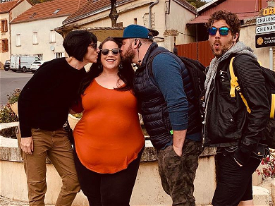 Whitney Thore Is Living Her Best 'Big Fat Fabulous Life' During Trip to France