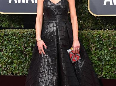 Celebrities Wearing Black at the 75th Annual Golden Globes