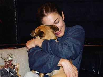 LeAnn Rimes' Dog Dies After Vicious Coyote Attack