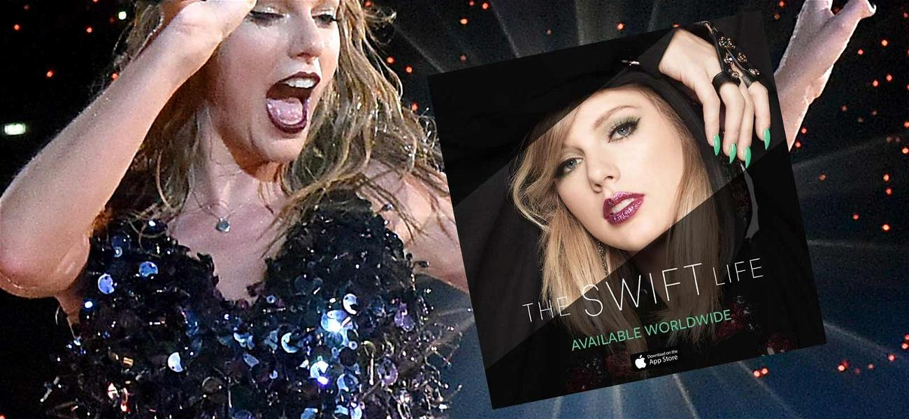 Taylor Swift Sued by Small Business Owner Over 'The Swift Life' App