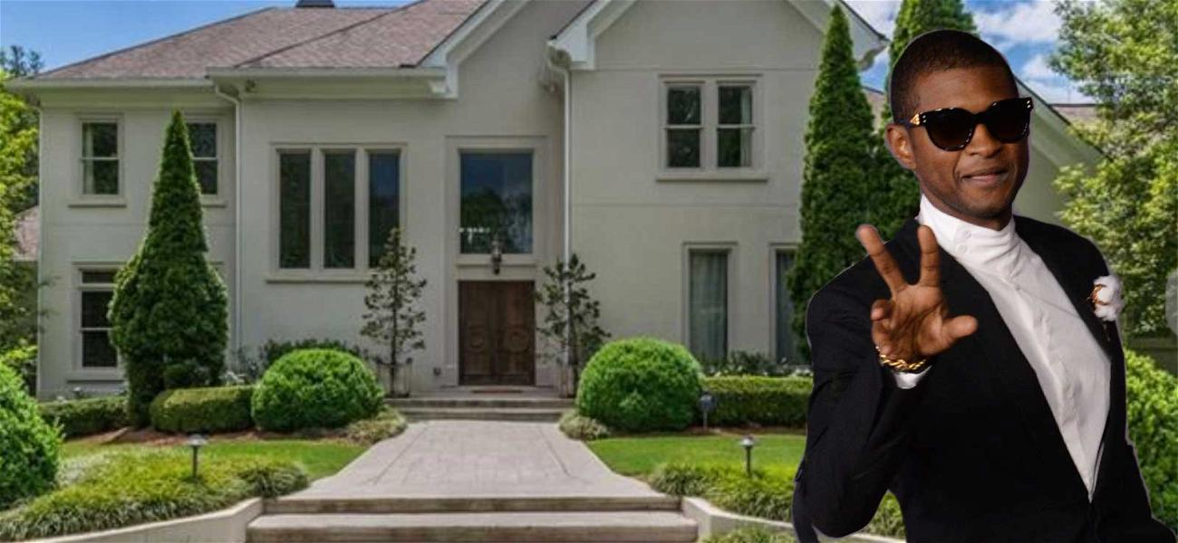 Usher Lists Mansion with Climate Controlled Treehouse and Yoga Studio