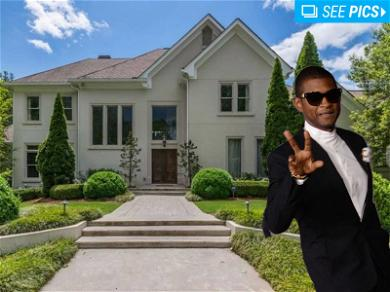 Usher Sells Georgia Mansion with Climate-Controlled Treehouse and Yoga Studio for $1.5 Million