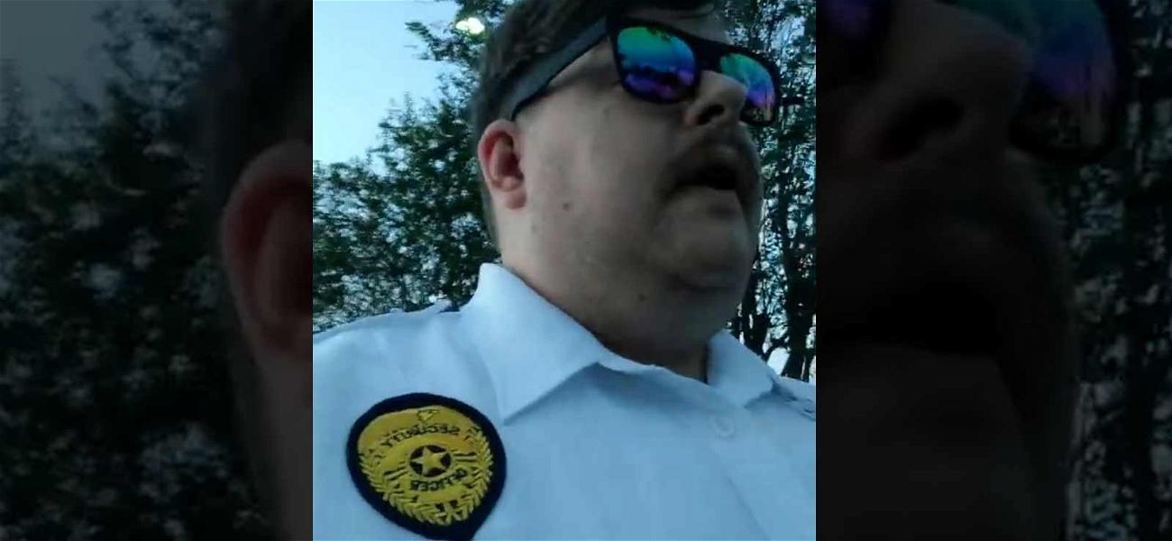 Viral Farting Security Guard Fired After Boss' Son Caught Wind of Fame