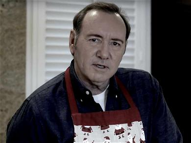 Kevin Spacey Addresses Sexual Assault Allegations as 'House of Cards' Character