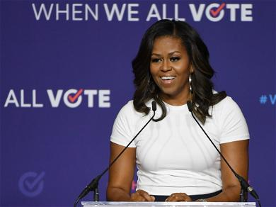 Michelle Obama Signs Off On Merchandising Line for Upcoming Memoir