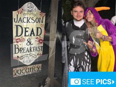 Michael Jackson's Spirit Felt During Halloween Party at Childhood Home