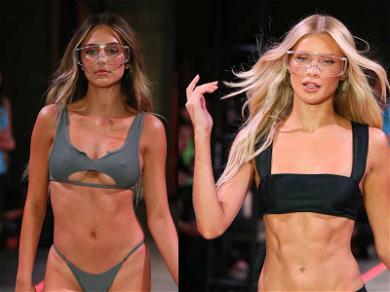 Josie Canseco and Delilah Hamlin Wear Teeny Tiny Bikinis to Slay Fashion Show