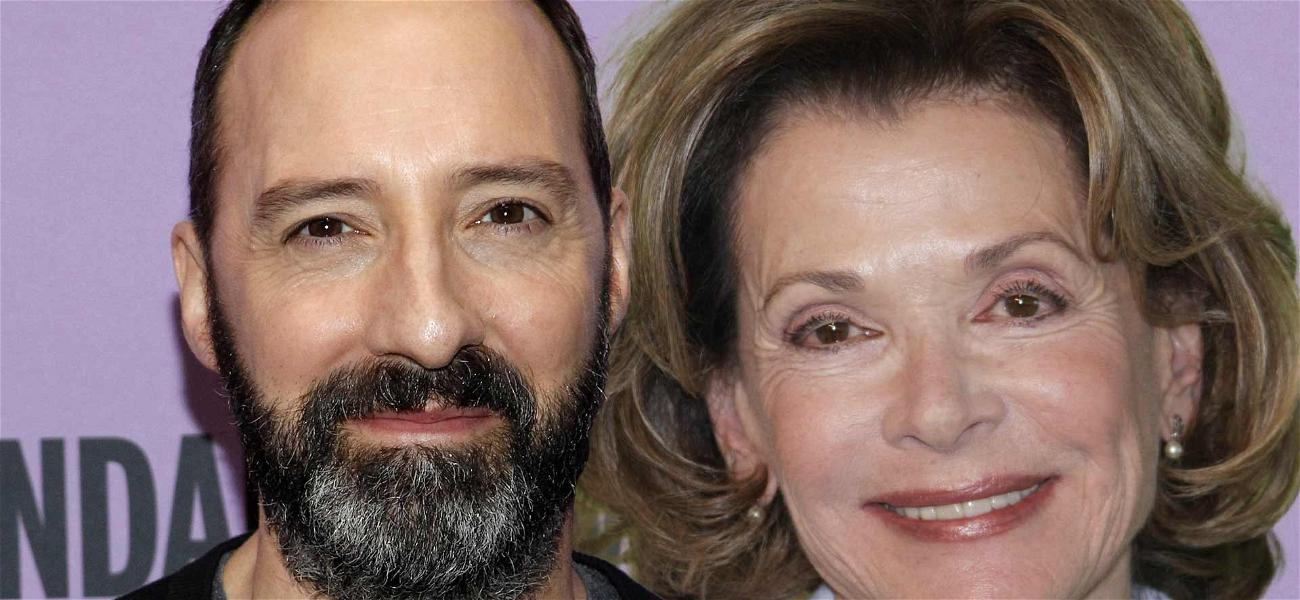 'Arrested Development' Star Tony Hale Mourns TV Mom Jessica Walter After Sad Death