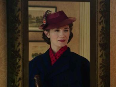 Emily Blunt Is Supercalifragilisticexpialidocious In 'Mary Poppins' Teaser