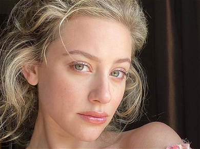 Lili Reinhart Ditches Clothes For Beach Nudie, Instagram Applauds 'Natural Bra Marks'