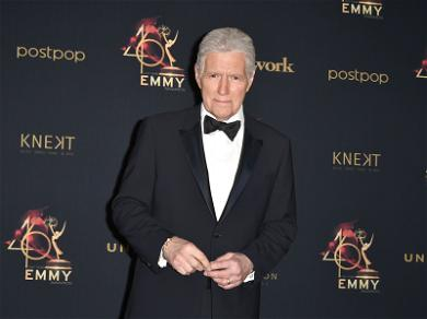 Alex Trebek Gets Emotional After A Touching Message From A Contestant During Final Jeopardy