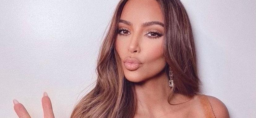 Kim Kardashian Shows Off Bearded Dragon She Got For Daughter, North