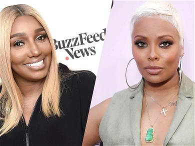 'RHOA' Stars NeNe Leakes & Eva Marcille Won't Be Able To Face Off During Reunion Show