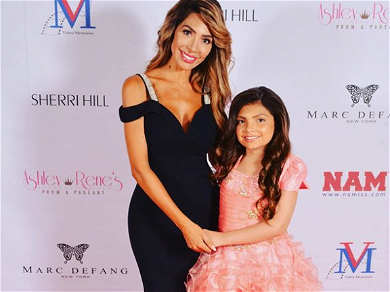 'Teen Mom': Farrah Abraham Criticized By 11-Year-Old Daughter