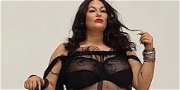 '90 Day Fiancé' Star Molly Hopkins Stuns In Lingerie On Magazine Cover