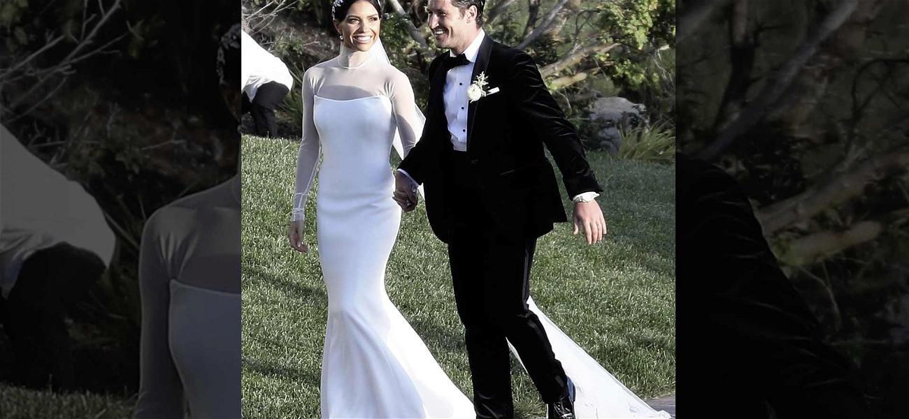 'DWTS' Val Chmerkovskiy Weds Jenna Johnson, Celebrates with 'Shoot' Dance