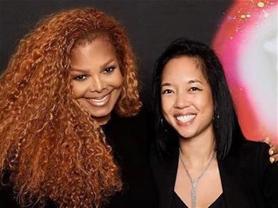 Janet Jackson Praises Nurse On Impressive 'All For You' Dance Moves