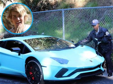 Justin Bieber Gets Parking Ticket While Taking Peaceful Hike
