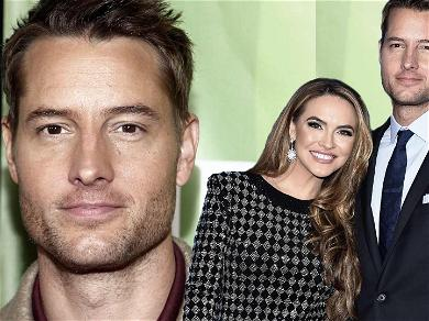 'This Is Us' Star Justin Hartley Makes First Public Appearance Since Filing For Divorce