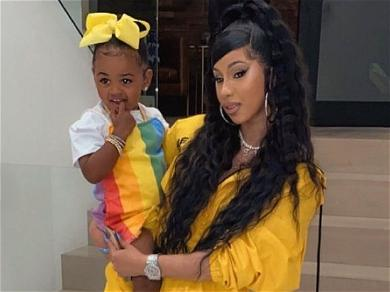 Cardi B Reveals Why She Doesn't Trust People Babysitting Kulture